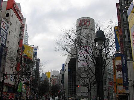 渋谷「109」