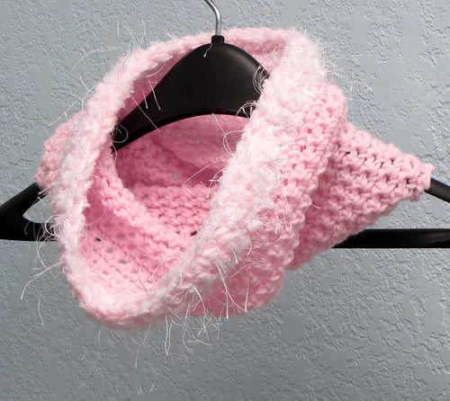 Cherry Blossoms Cowl