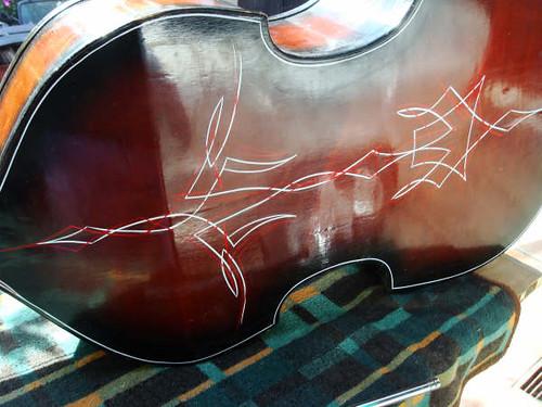 music art paint god brush harleydavidson hotrod rockabilly airbrush customs enamel kulture pinstripng