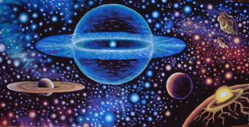 Supernova and gas gigant exoplanet