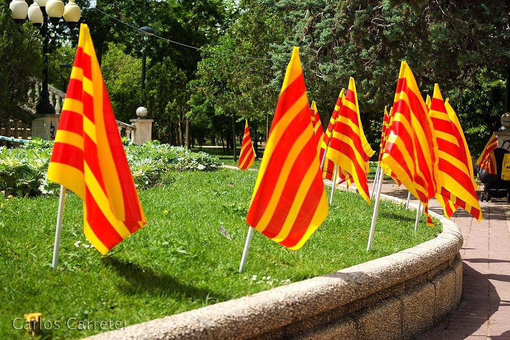 Banderas ¿de Europa?