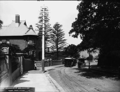 Bayswater Road, Darlinghurst