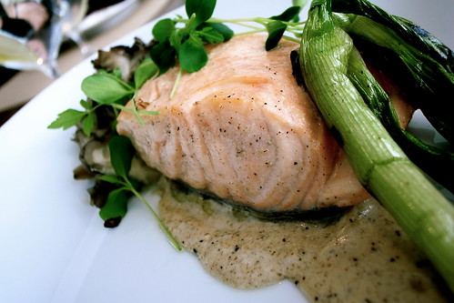 Slowly Cooked Salmon