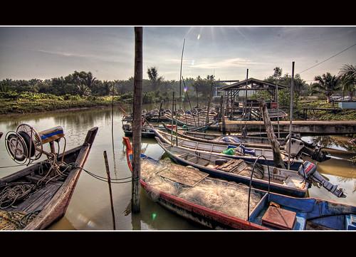 kelanang boat