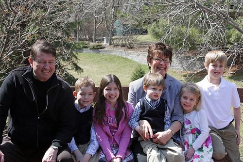Papa, Nana & The Grandkids
