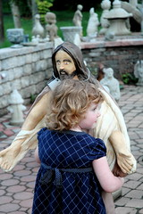 Hug it out... Jesus, by mollypop