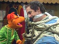 John Cleese on the Muppet Show