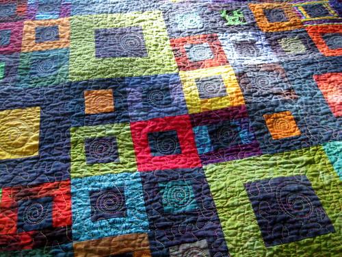 Squarey Quilt