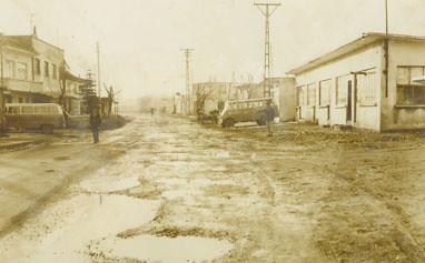 Arnavutköy merkezi;1950li yıllar