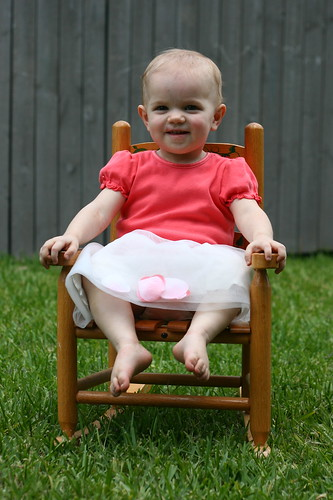 Chelsea - Rocking Chair - 17 months