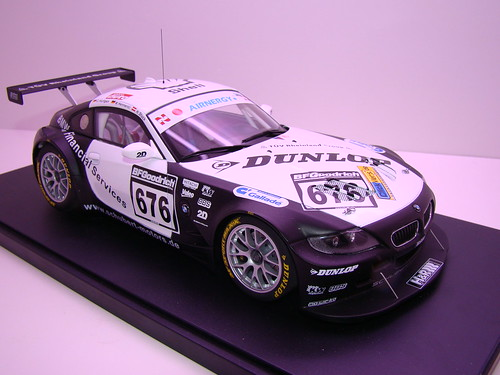 AA BMW Z4 Coup Team Schubert 2006 (1)