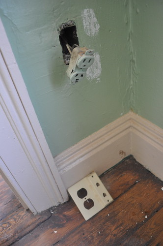phony outlet cover