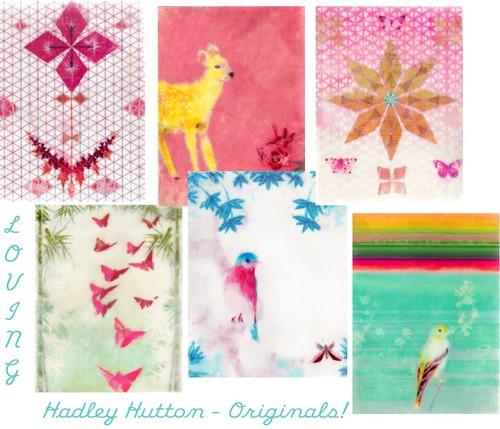 Hadley Hutton: Online Art Sale