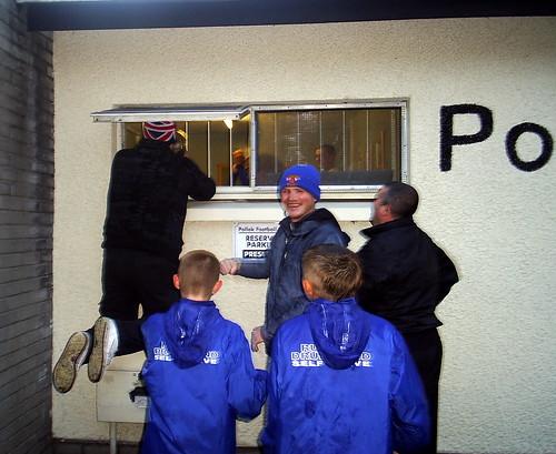 Irvine Meadow fans
