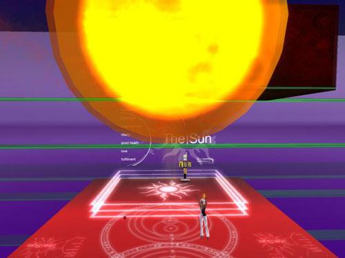 Arcana: the Sun