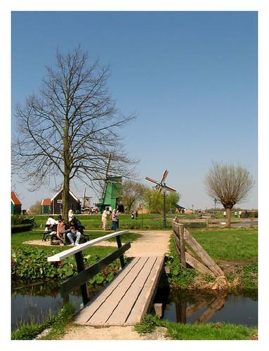 Zaanse Schans by you.