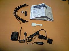 CATEYE STRADA CADENCE CC-RD200 内容物一式