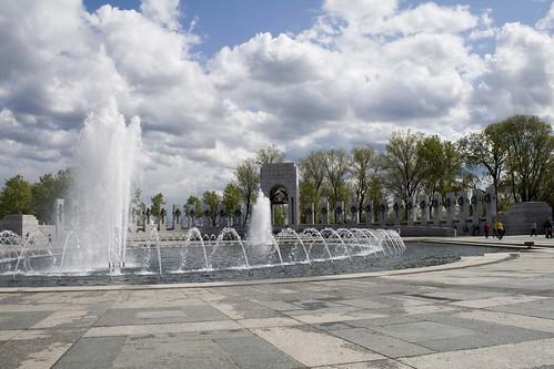 WWII Memorial.