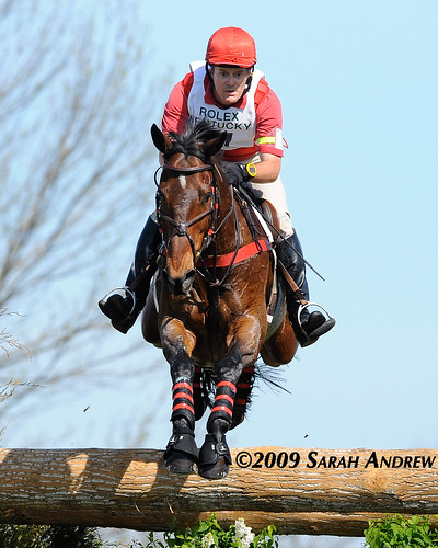 Stephen Bradley and Brandenburg's Joshua: Rolex 2009