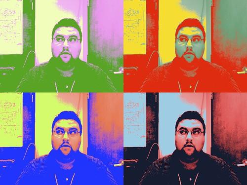 Obligatory Pop Art Filter PBSoD