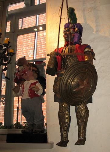 Lubecca Museo delle Marionette
