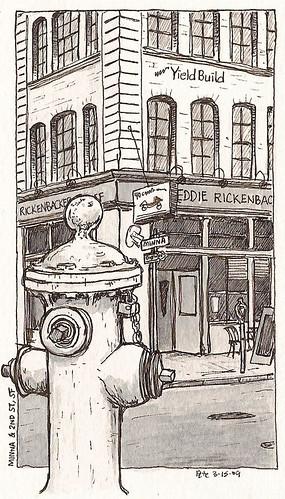 eddie rickenbacker's