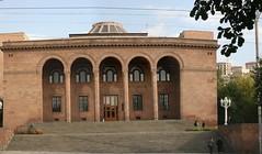 Academy of Sciences, Yerevan, Armenia