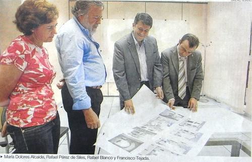Proyecto Museo Taurino Córdoba. Foto Sanchez Moreno.