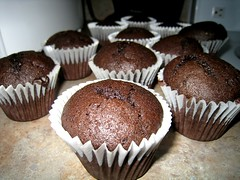 Lindt Ball Muffins - it's not like they're cupcakes...