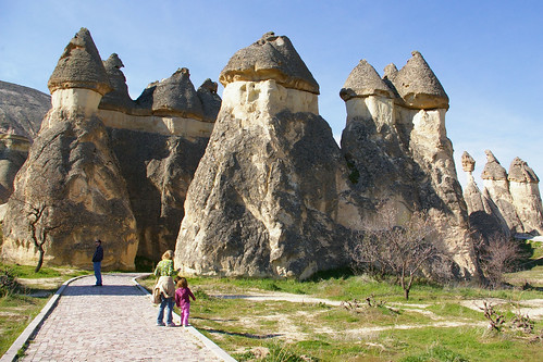 Cappodocia - Fairy Chimneys 3 by you.
