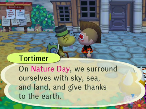 Its Nature Day!
