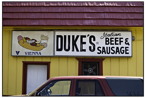 Duke's Co Italian Beef and Sausage