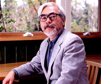 Hayao Miyazaki vai a San Diego Comic Con