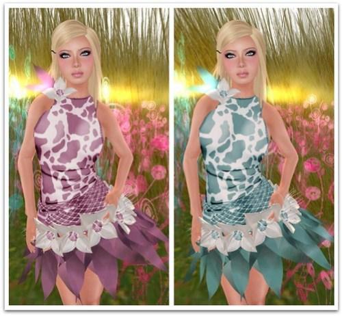 Mimikri 'Moo' Dress by you.