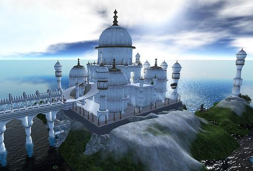 White Taj