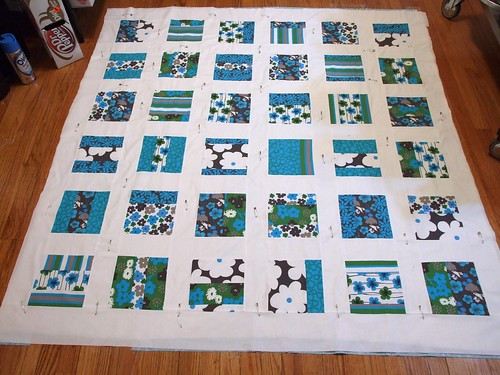 oh fransson finished quilt top