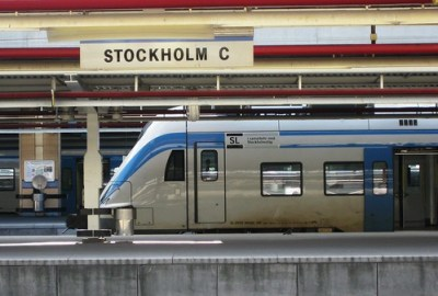 Stockholm Central Railway Station - 5
