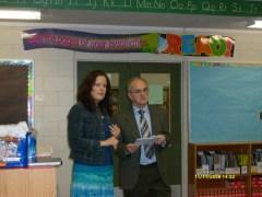 Kamloops, BC Superintendent visits the Jazz workshop