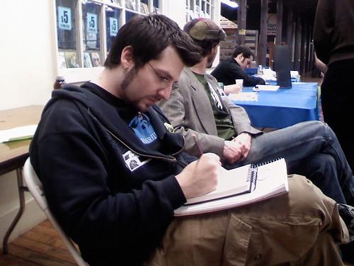 Joel W. at NEWW 2009