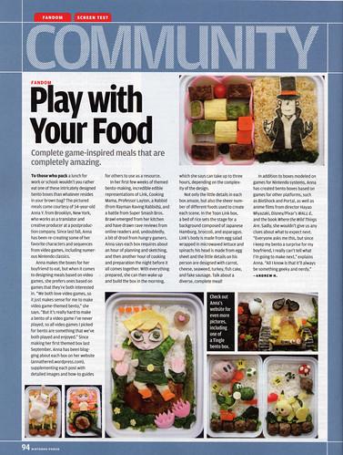 nintendo power (game magazine) April 2009
