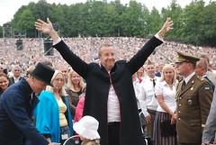 Song Celebration in Tallinn, Estonia