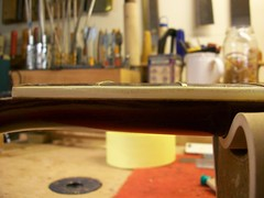 Vintage Acoustic Guitar Repair : Harmony Sovereign H1260 (4/6)