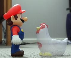 Superstitious Mario