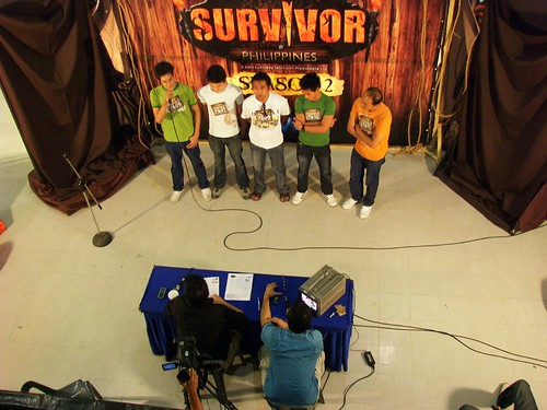 Survivor Philippines Season 2 Cebu by you.