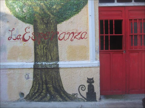 sur la calle Juarez