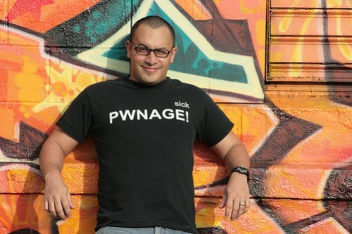 Geekshirt #18 - Sick PWNAGE! - MyBloop.com (front)