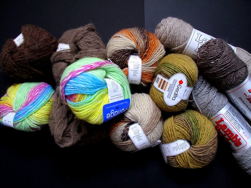 Yarns from Suzoos