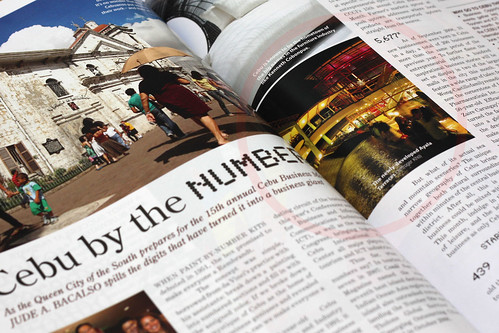 Published on Mabuhay Magazine - Terraces Ayala Cebu