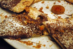 Nutella Pizza - Sosta, South Beach