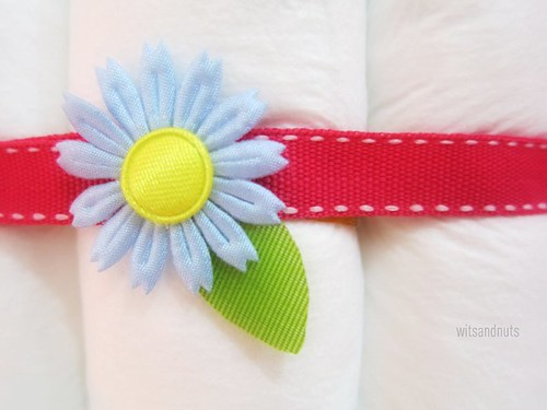 ribbons for diaper cake